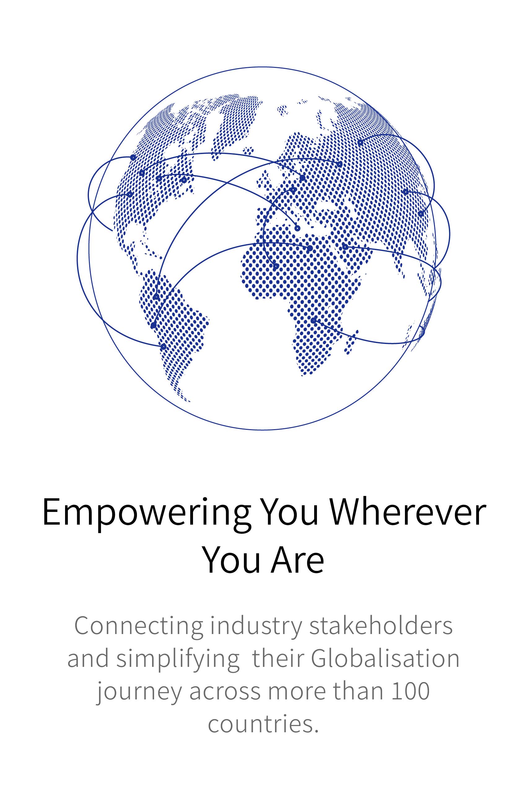ကမ္ဘာလုံးဆိုင်ရာရှိနေခြင်း - မိုဘိုင်း