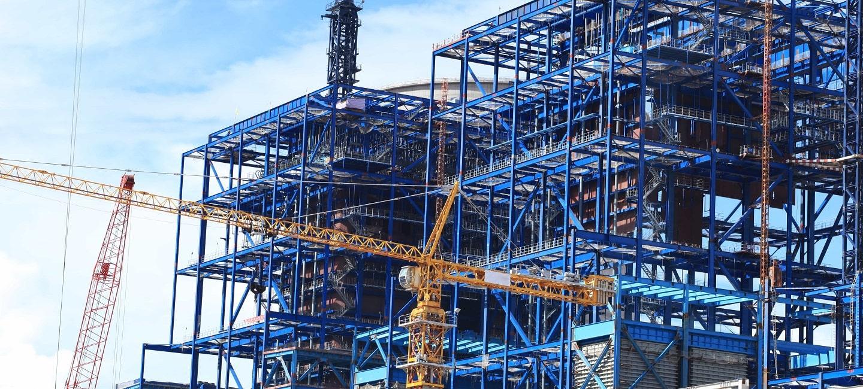निर्माण और निर्माण। - बिजली संयंत्र औद्योगिक संयंत्र निर्माण ठेकेदारों