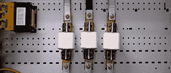 سیستم الکتریکی ظرفیت پارگی بالا فیوز HRC
