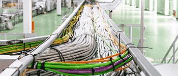 سینی کابل سیستم های الکتریکی