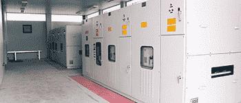 پانل خازن سیستم الکتریکی