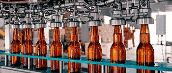 飲食物アルコール瓶詰めシステム