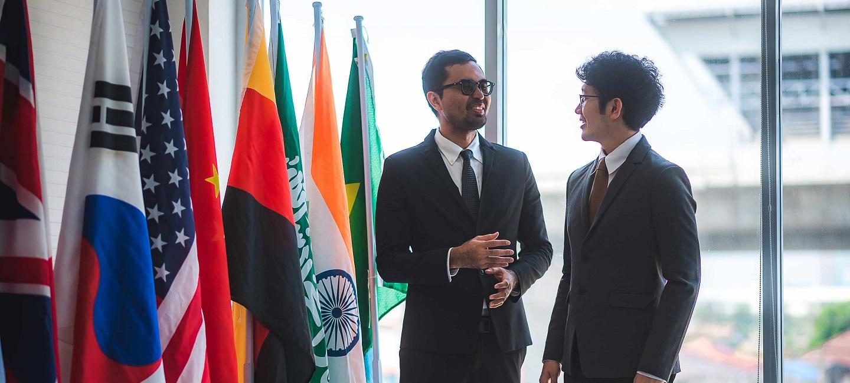 अंतर्राष्ट्रीय सहयोग - अंतर्राष्ट्रीय व्यापार साझेदारी