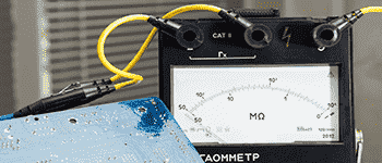 electrical system metering and testing