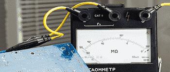 اندازه گیری و آزمایش سیستم الکتریکی