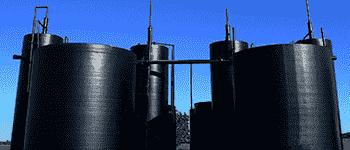 ရေနံဓာတ်ငွေ့နှင့်ရေနံဓာတုပစ္စည်းသိုလှောင်ကန်