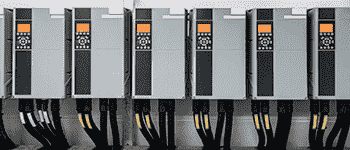 electrical system variable frequency drives