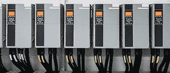 سیستم الکتریکی درایوهای فرکانس متغیر